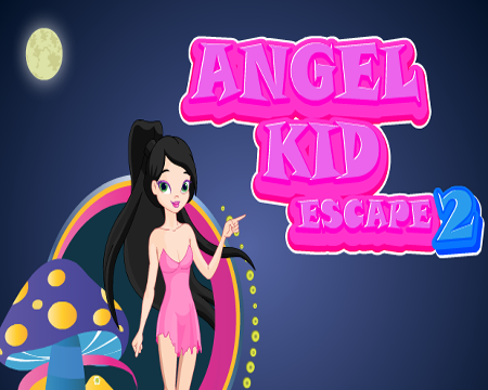 Juegos de Escape Angel Kid Escape 2