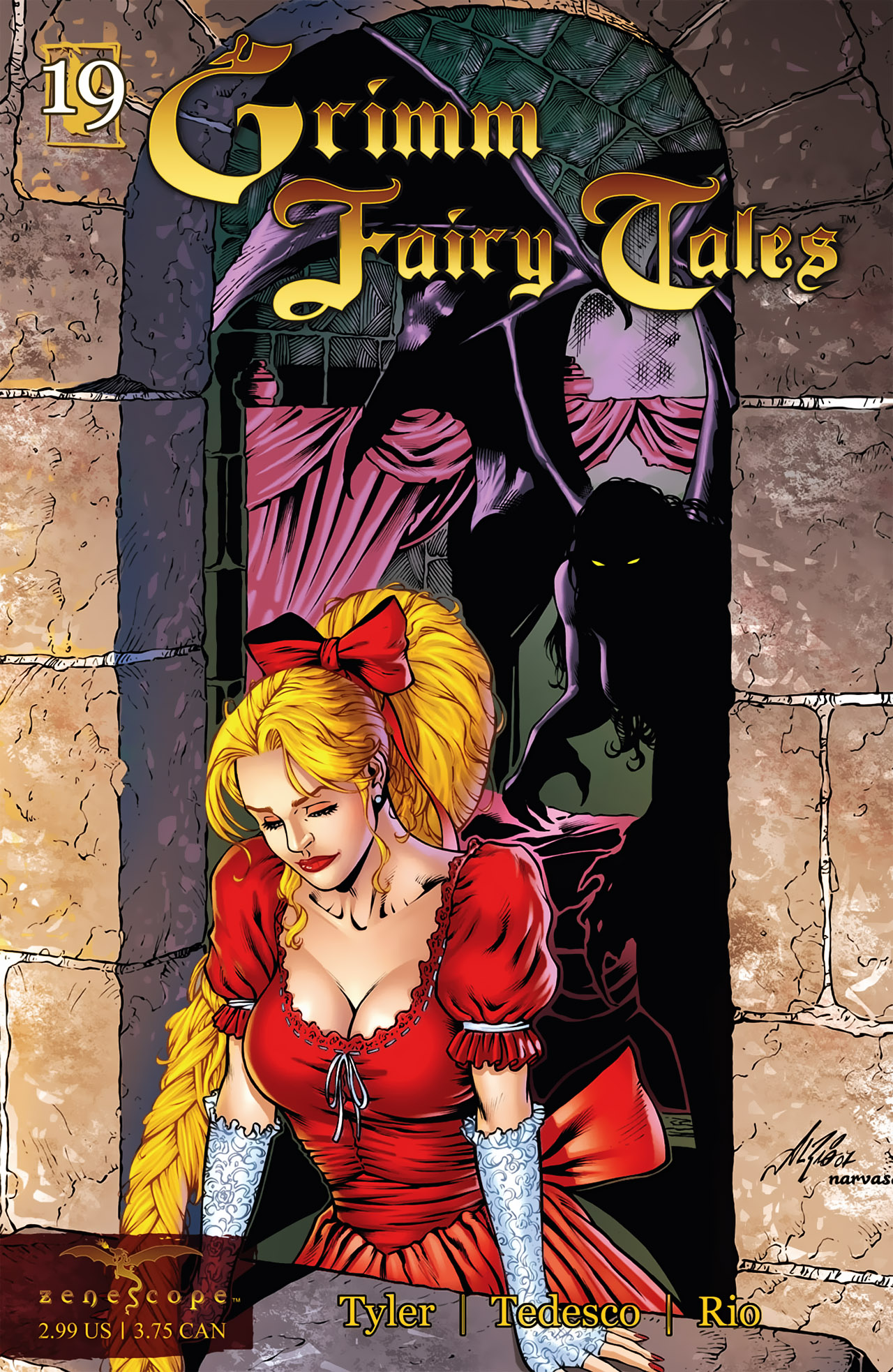 Grimm Fairy Tales (2005) Issue #19 #22 - English 1