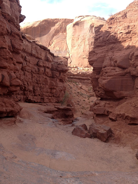 Hidden Canyon Jeep Trail is Beautiful, but Obviously Not for Cars