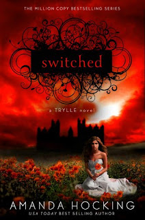 Switched New YA Book Releases: January 3, 2012