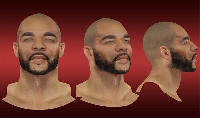 NBA 2K13 Carlos Boozer Cyberface Mod