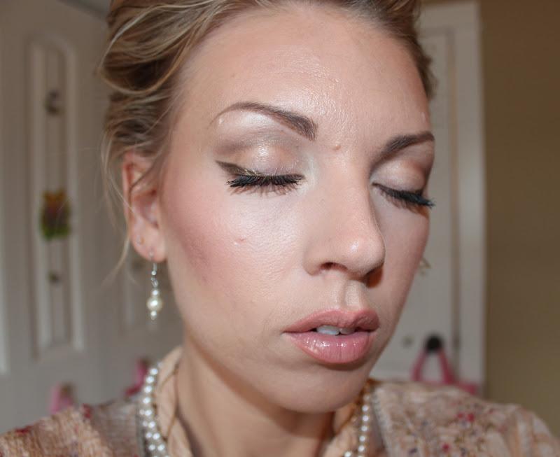 Soft Romantic Bridal Makeup
