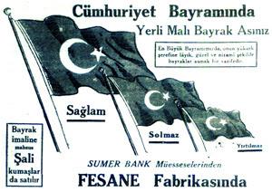 Sümer Bank Fesane Fabrikası