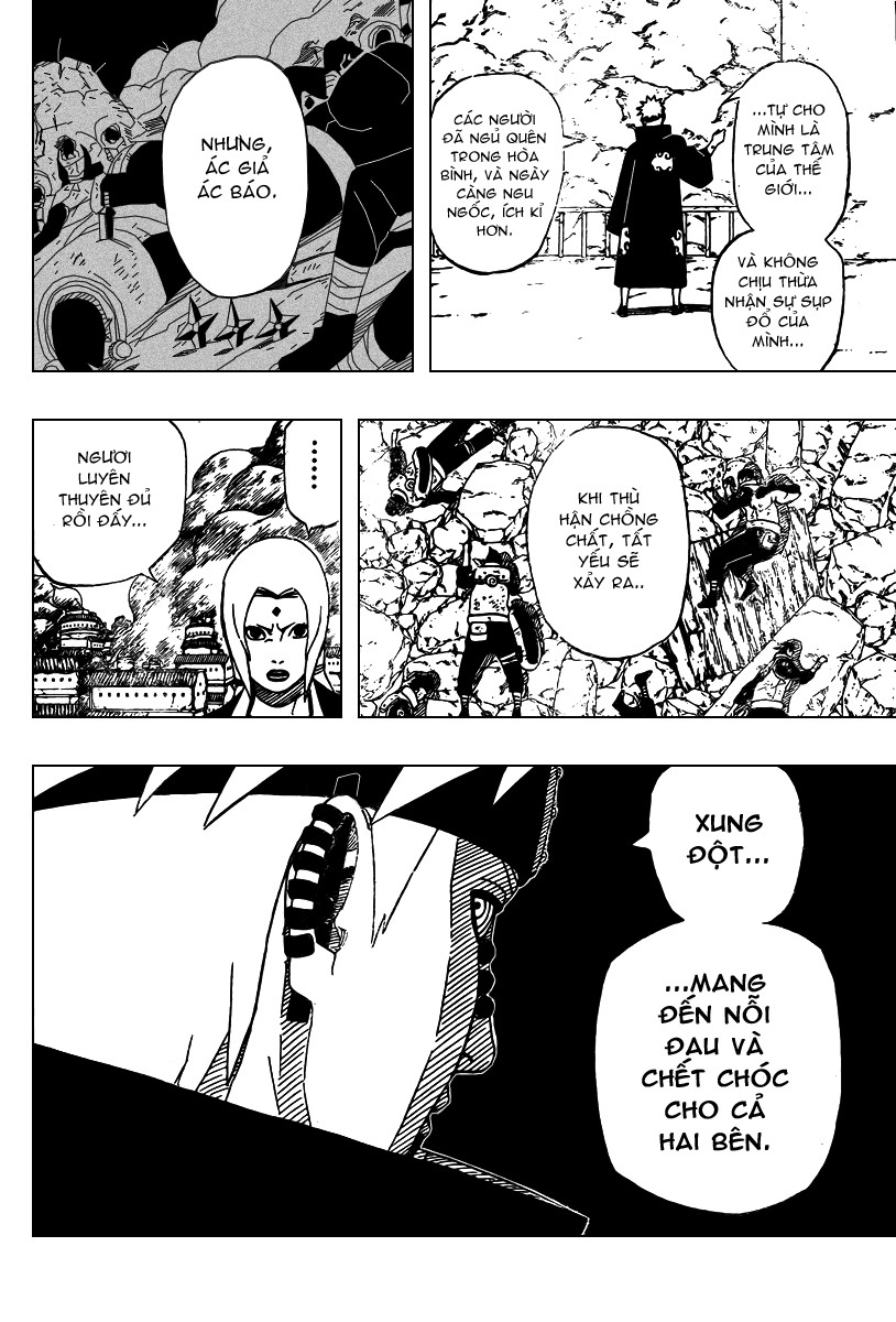 Naruto chap 429 Trang 3 - Mangak.info