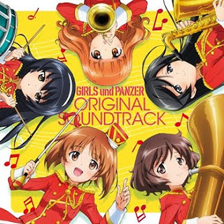 GIRLS und PANZER Original Soundtrack