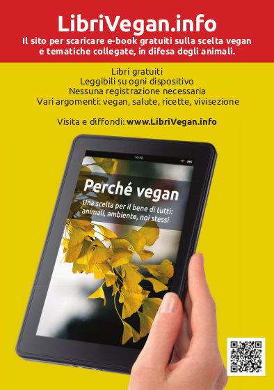 E-book gratuiti su tematiche vegan