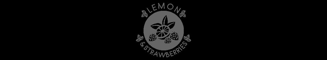 Lemon and Strawberries