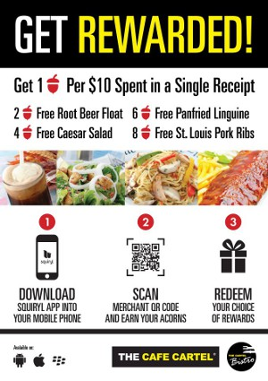 Cafe Cartel - Loyalty Program