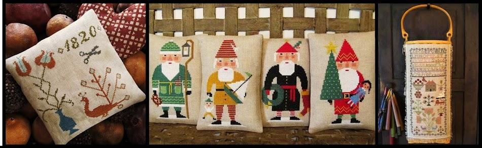 Samplers and Santas