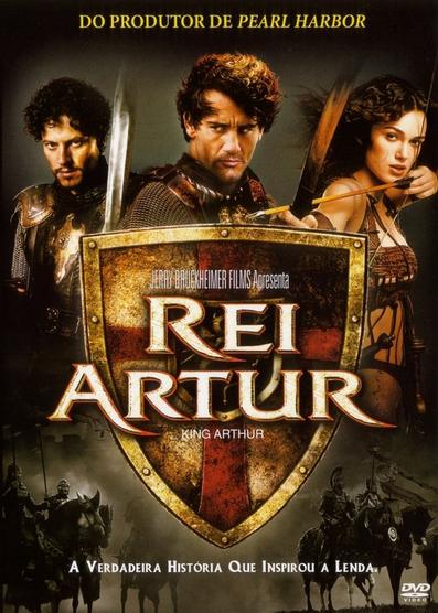 Filme Rei Arthur Dublado AVI DVDRip