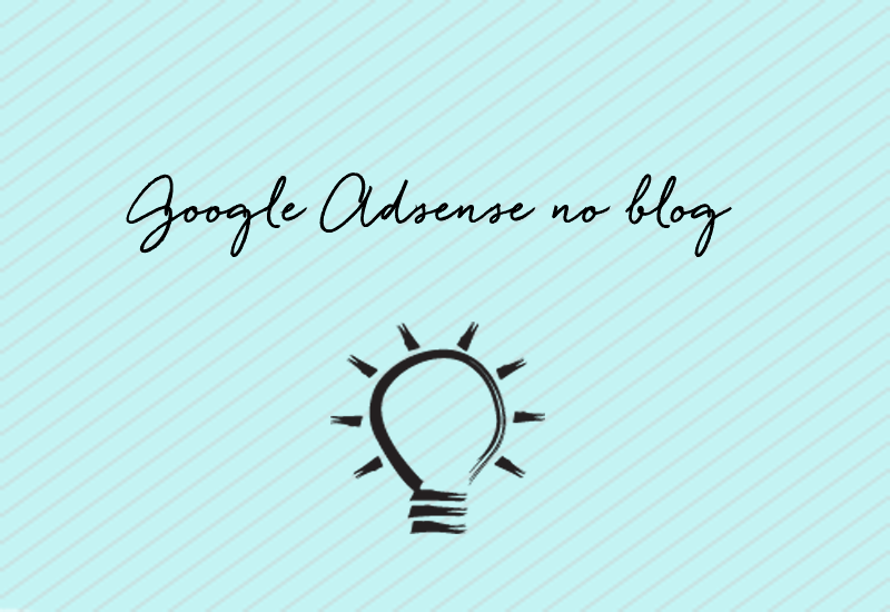 google adsense no blog