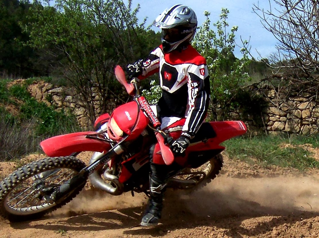 Circuit Enduro.