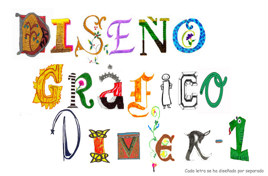 Diseno grafico letras related keywords diseno grafico for Disenos de literas