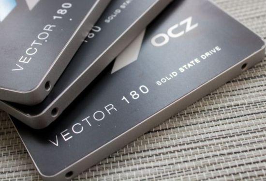 OCZ Vector 180 SSD