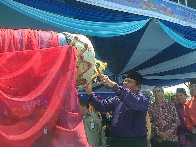 Sukses, Gubernur Jambi Buka FMPDK XIV