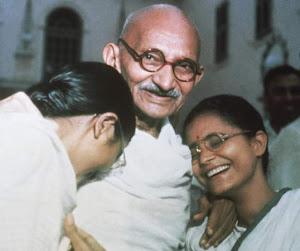 Mahatma Ghandi. Lider independentista de la India