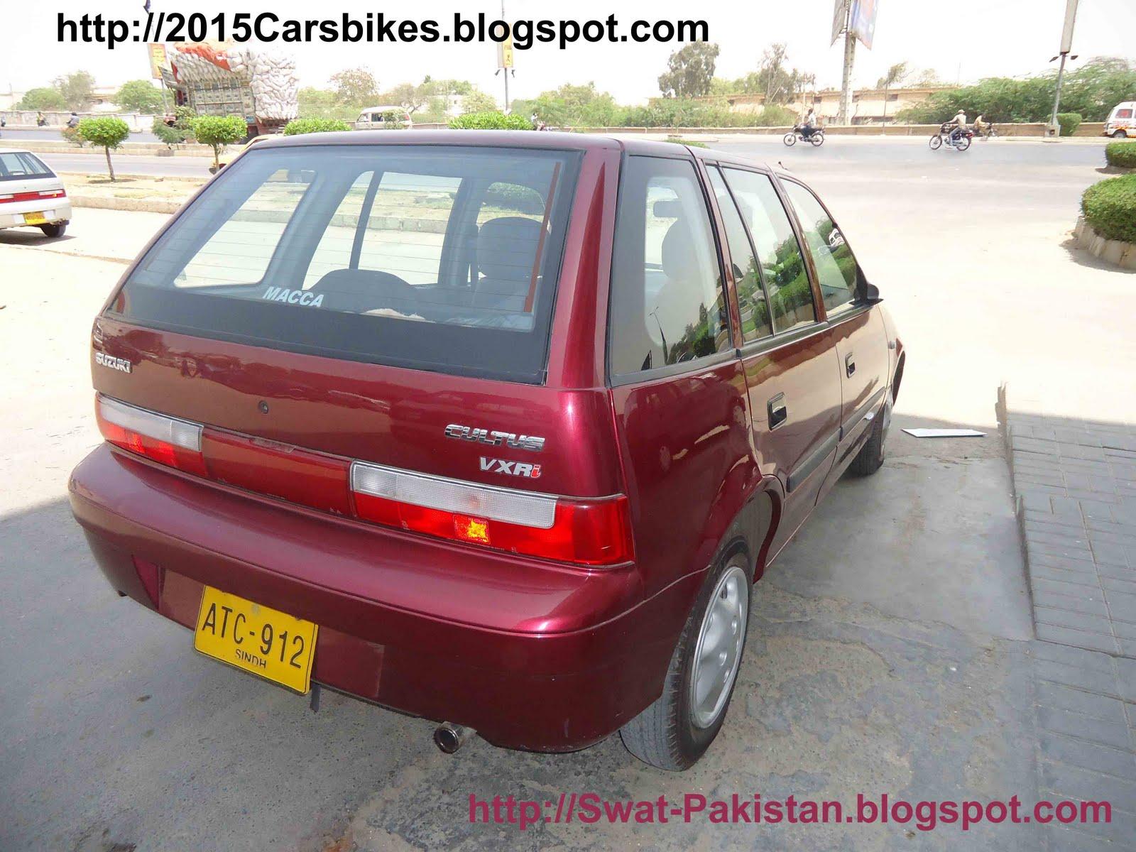 Suzuki Macca Motors Karachi Contact