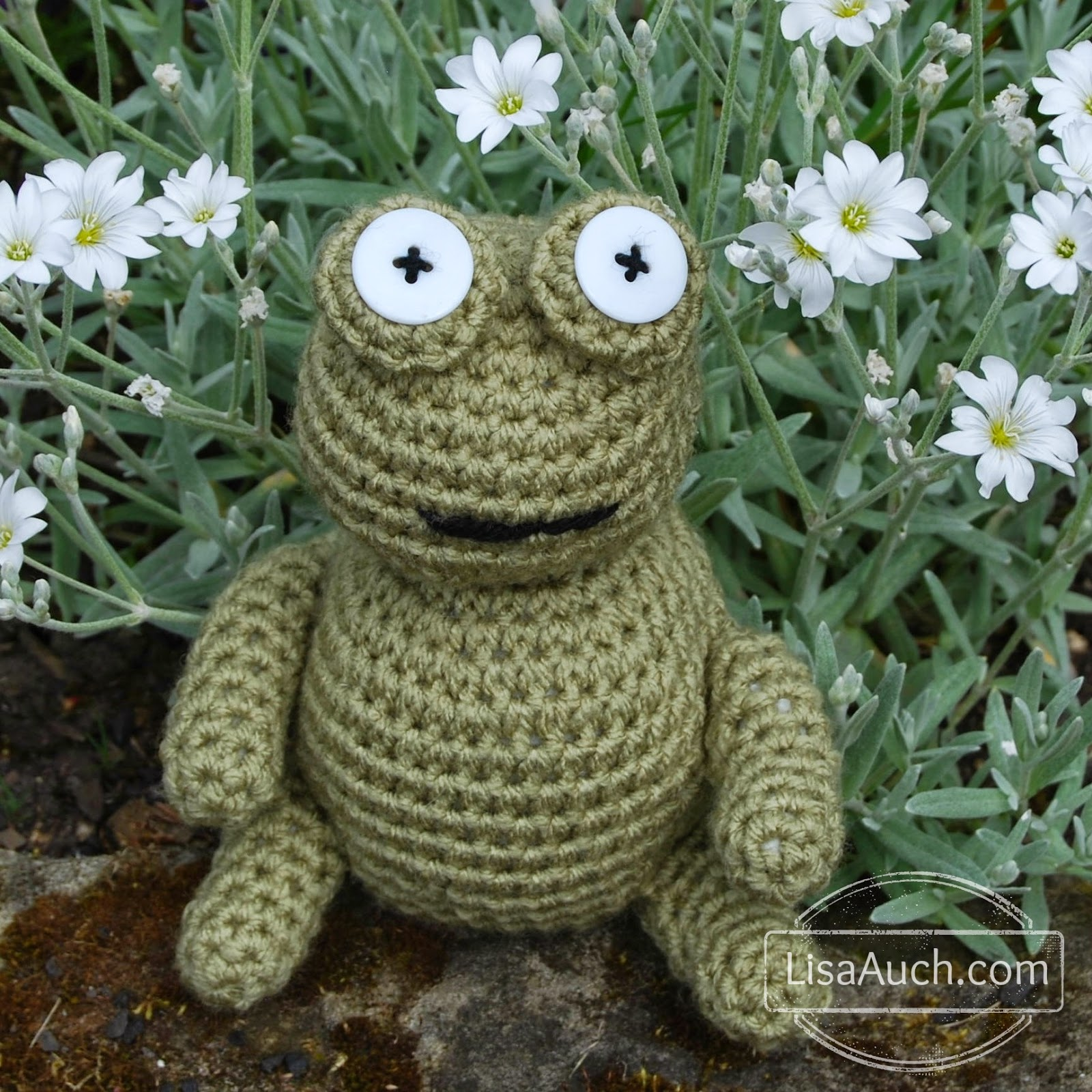 Free Crochet Amigurumi Frog Patterns : Crochet Patterns Free Animals images
