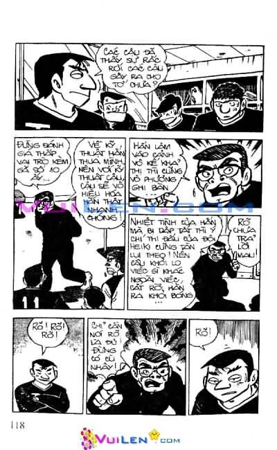 Jindodinho - Đường Dẫn Đến Khung Thành III  Tập 6 page 117 Congtruyen24h