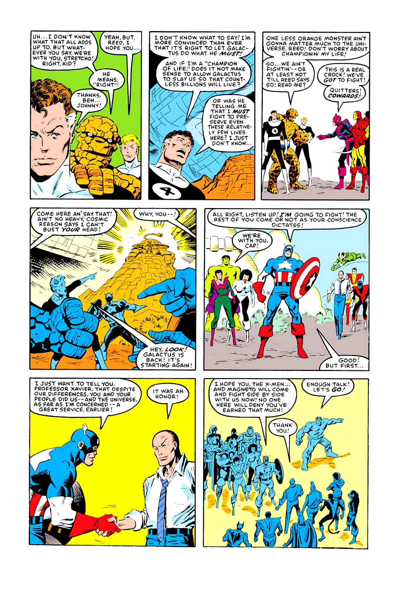 Captain America (1968) Issue #292j #217 - English 19
