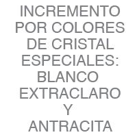 cristal optico blanco extraclaro