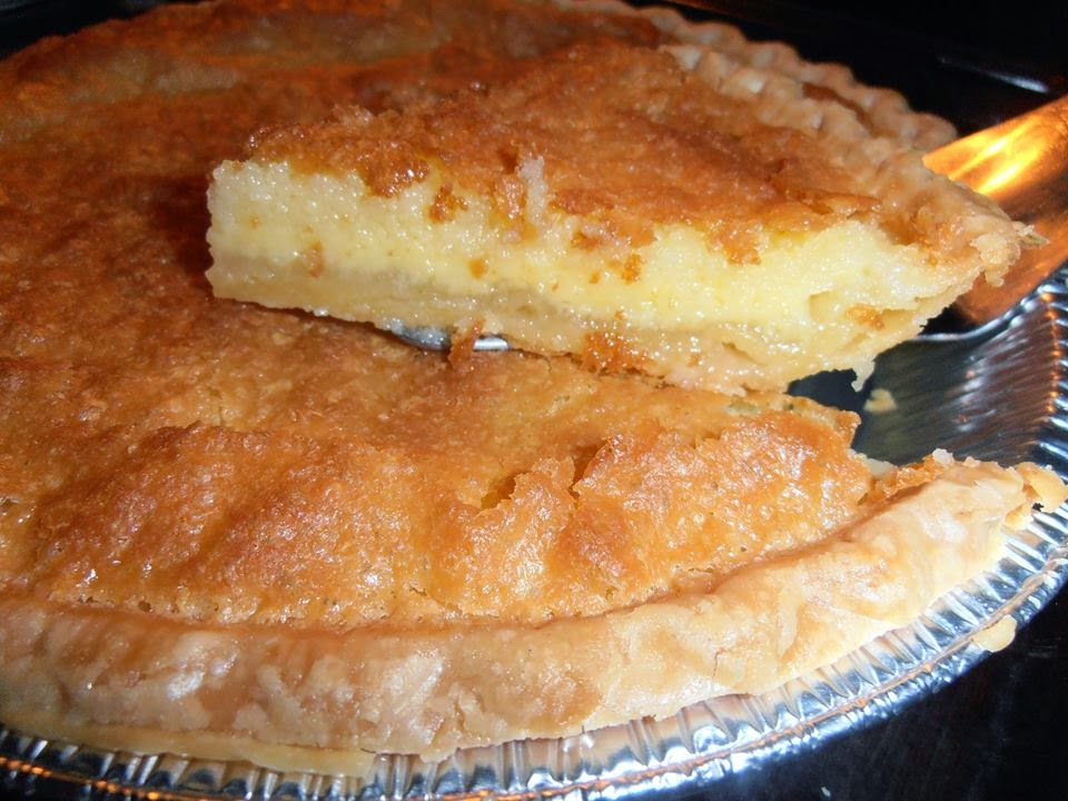 Nannies Buttermilk Pie Recipe