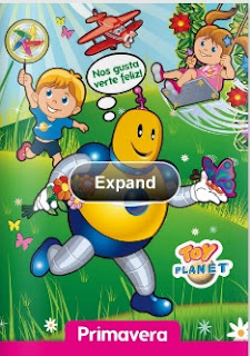 Catalogo Toy Planet mayo 2013