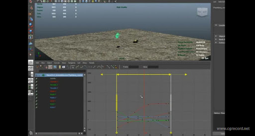 Autodesk Maya Technology Preview: Animation