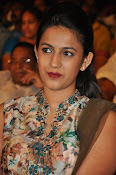 Niharika at Kanche music launch-thumbnail-11