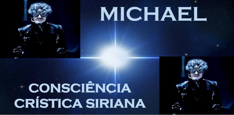 MICHAEL JACKSON Consciência Crística Siriana