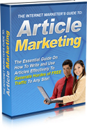 Article marketing ebook