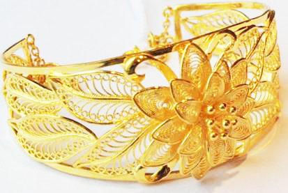 What is China Filigree Jewelry Wire Handicraft in China Jewelry