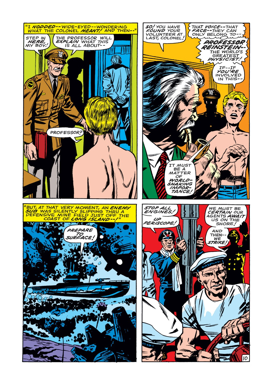 Captain America (1968) Issue #109 #23 - English 11