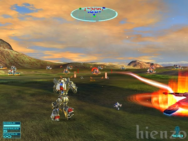 Gun Metal: War Transformed PC Game