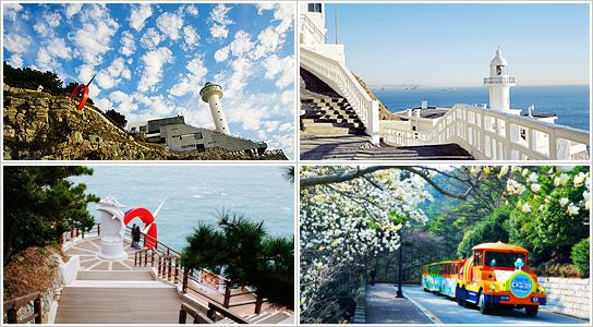 Công viên Taejongdae Reosrt Busan