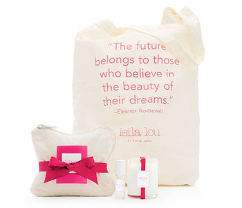 Leila Lou Gift Set Fragrance Review