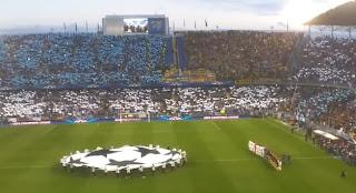 Málaga-Borussia Dortmund, La Rosaleda