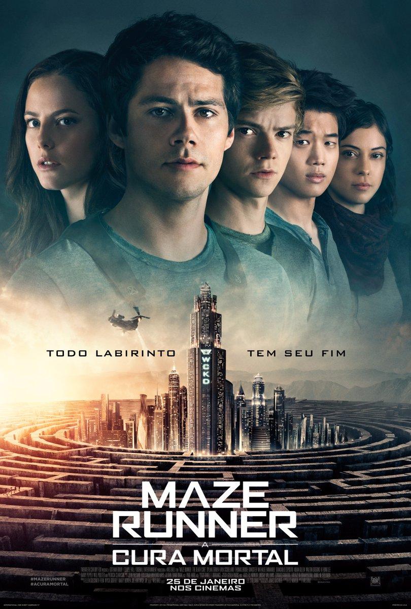 Maze Runner: A Cura Mortal 2018 Dublado
