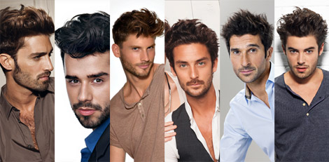 Top men hairstyles spring-summer 2012-1