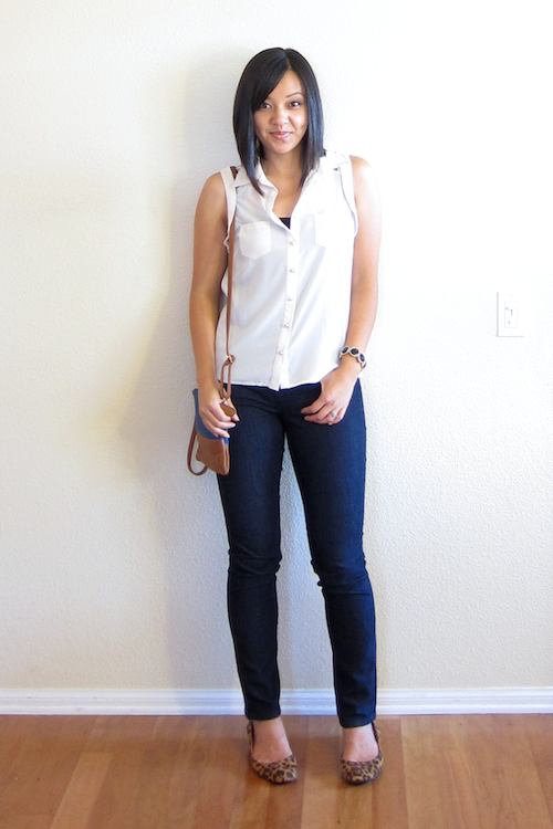 Putting Me Together: My New Favorite Jeans