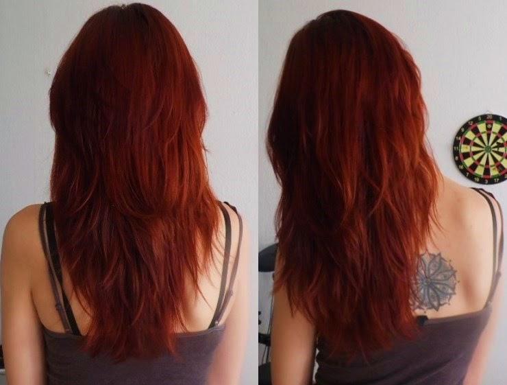 Niedziela dla włosów (3): podcięcie końcówek&płukanka z mocznikiem
