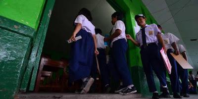 Sekolah Surabaya Di Minati Siswa Luar Kota