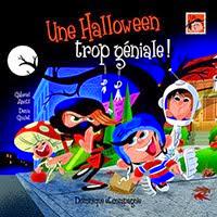 Léo-Une Halloween trop géniale!