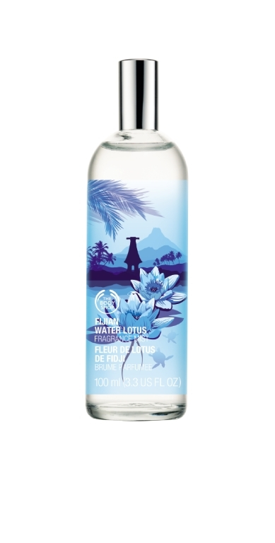 Fijian Water The Body Shop