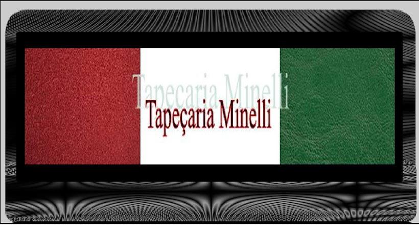 """Tapeçaria e decorações """"Minelli"""""""
