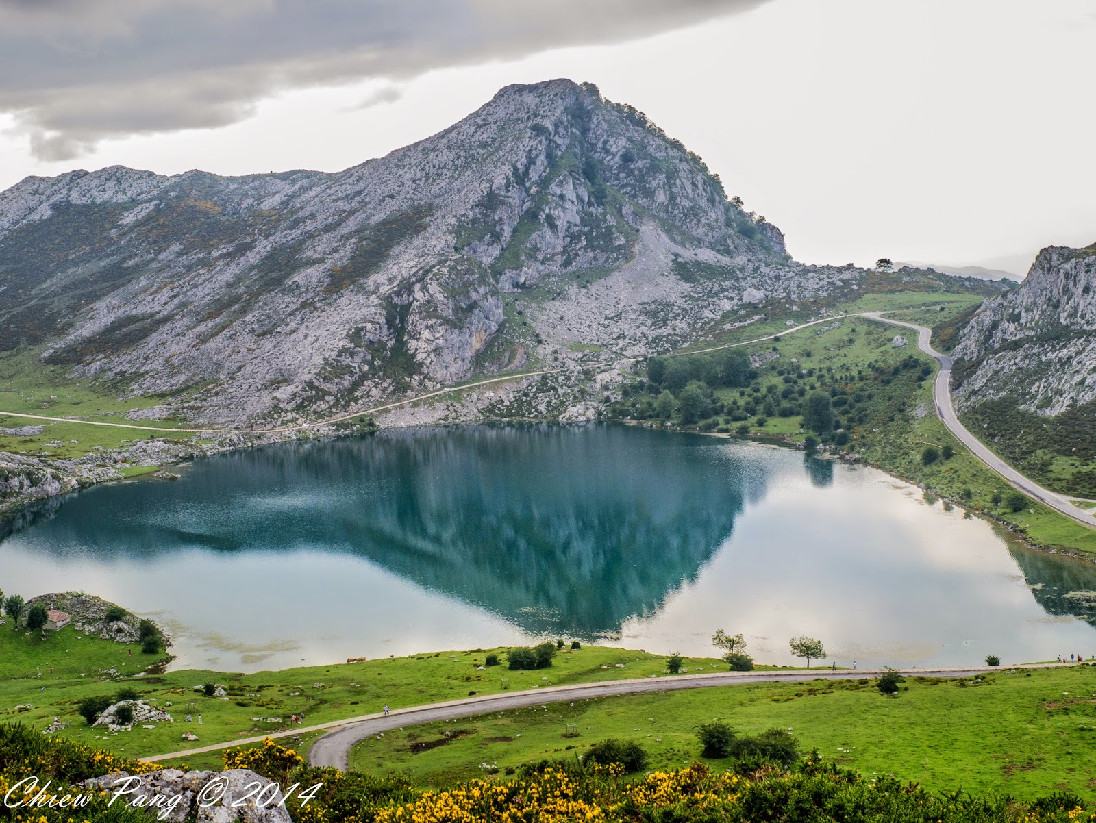 Lago Covadonga, Los Picos de Europa, Asturias