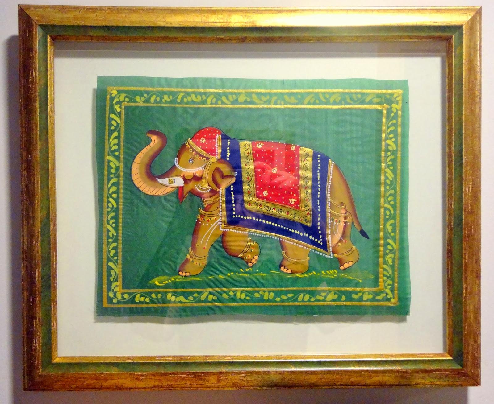 Bordados Ganchillo Y Punto Pintura En Seda De La India