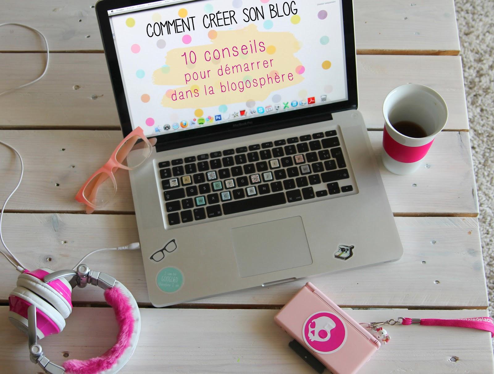 creer blog avec blogger