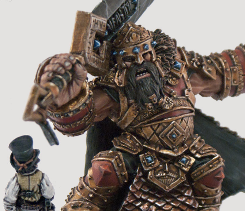 fire giant miniature - photo #17