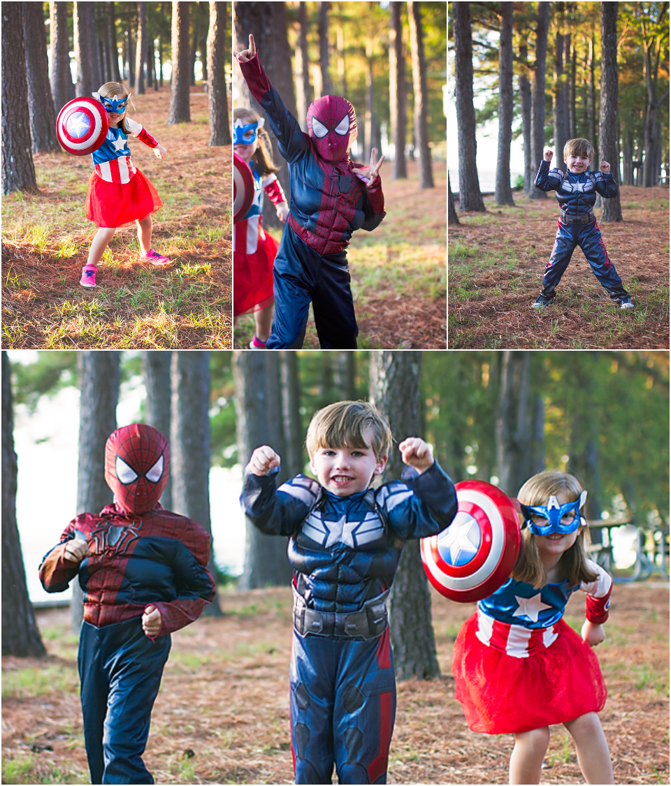 Superhero Halloween Party #AvengersUnite - Behind the Camera and ...